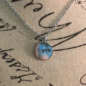 Jewelry - Love Charm Necklace